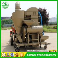 5XZF Combine Mobile hemp seed cleaning machine
