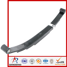 auto parts car 60Si2Mn leaf spring for suspension