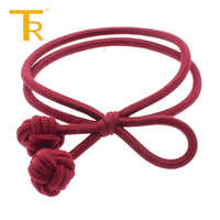 Elastic hairband cute rubber hair bands for girls/women