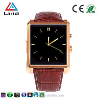 2015 New and hot selling cheap price of smart watch OEM DM08 smartwatch with camera and pedometer for man with android phone