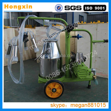 electric Automatic vacuum single double portable cow milking machine price for sale
