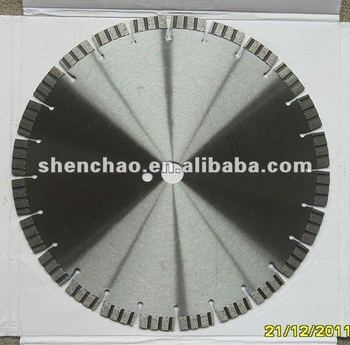 laser welded saw blades for granite/Marble/stone/brick