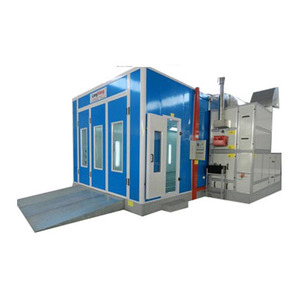car paint spray booth/auto spray baking room/automatic paint drying oven