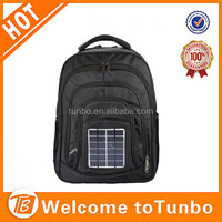 New Arrival Wholesale Outdoor Camping Backpack & Hiking solar Backpack Fashion Custom Solar Rucksack