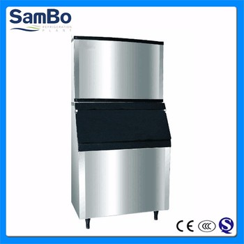 30KG/24H 70lb/d ice cube machine cuber ice for food services CE certificate