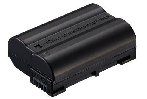 7.2v rechargeable camera battery pack replacememnt camera battery for Nikon EN-EL15