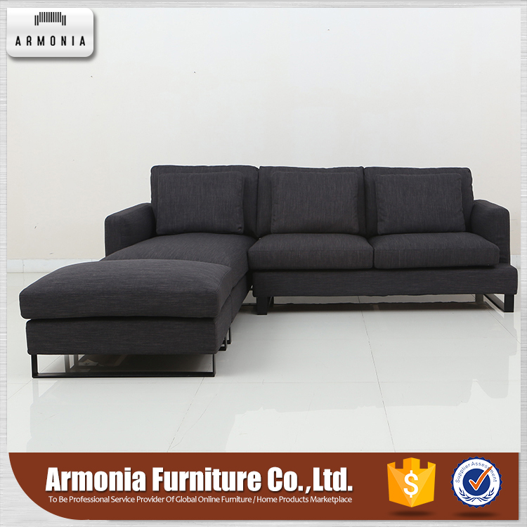 Alibaba modern furniture luxury wood sofa