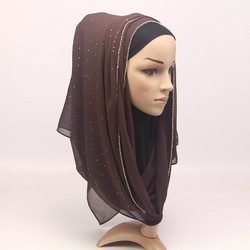 hijabs scarves islamic georgette abaya scarves shawls easy to wear and style hijab