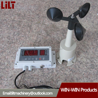 Wind Speed Sensor Portable Anemometer For