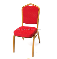 2015 hot selling stacking hotel banquet room chair