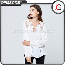 new products princess cutting blouse beautiful office blouse for lady blouse designs for office