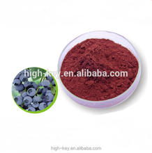 EXFD015F Lan mei fen High quality 100% water-soluble natural pure blueberry powder