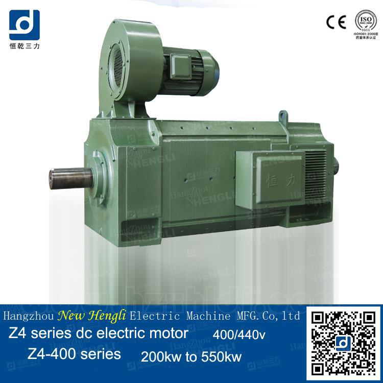 China low rpm high torque 300kw dc gear motor,gearbox motor