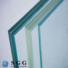 High quality laminated windscreen safety glass
