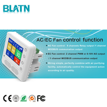86mm pm2.5 temperature humidity indoor air quality monitoring equipment