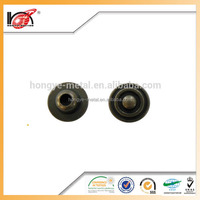 nickle free color custom garment alloy rivet button for pants