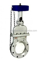 chain wheel waterous gate valve