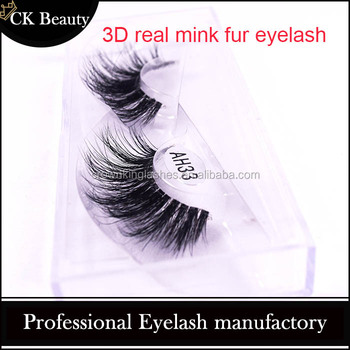 factory price siberian mink fur eyelash, mink fur false eyelash