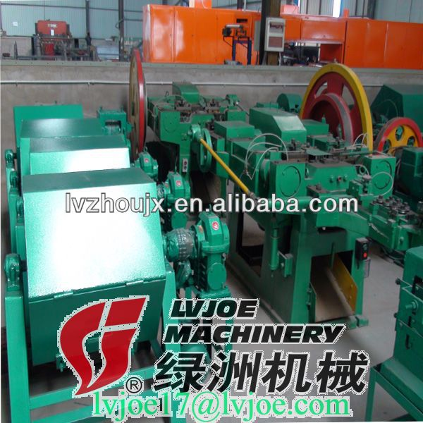 multi-functions nail making ,polishing ,drawing wire machine