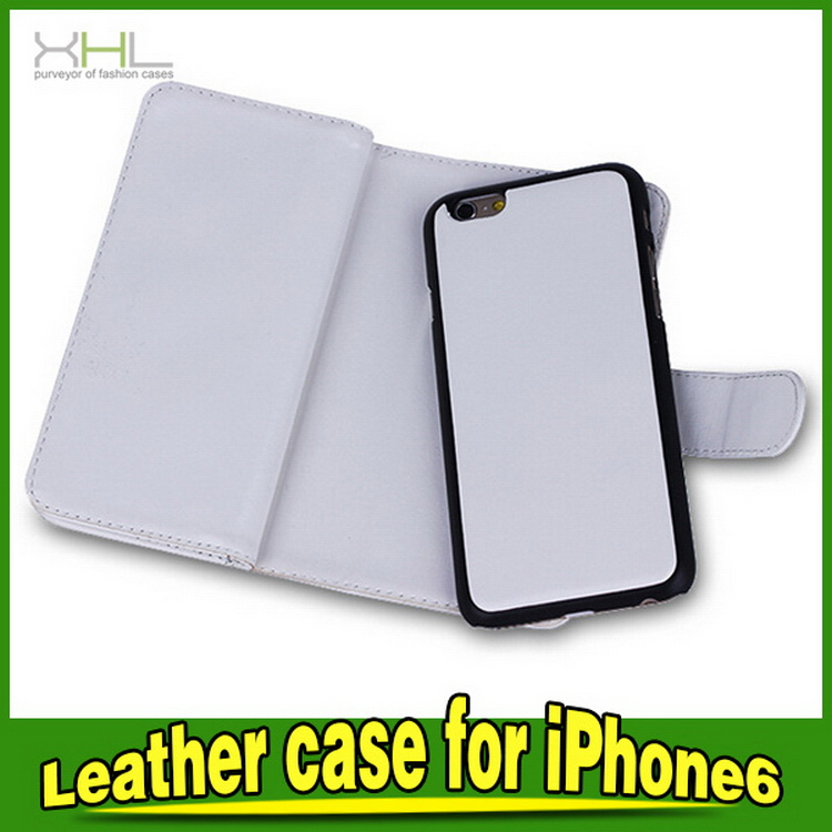 Fashion new arrival leather cover case for iphone 6