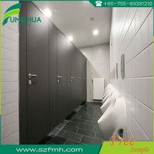 18mm waterproof toilet cubicle partition board