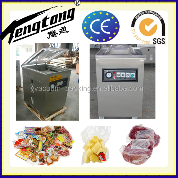 single chamber vacuum packing machinefor sea food/salted meat/dry fish/pork/beef/rice