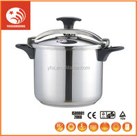 Mirror Polished 1L Marble Coating Explosion Proof China Microwave Pressure Cooker