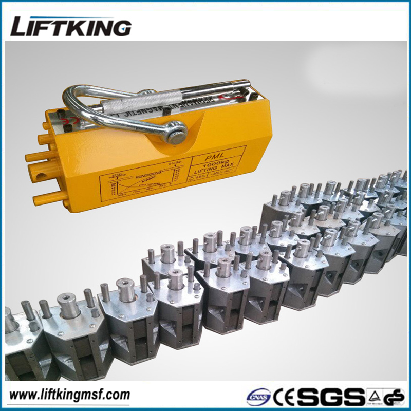 LIFTKING PL-1500 permanent magnetic lifting magnets