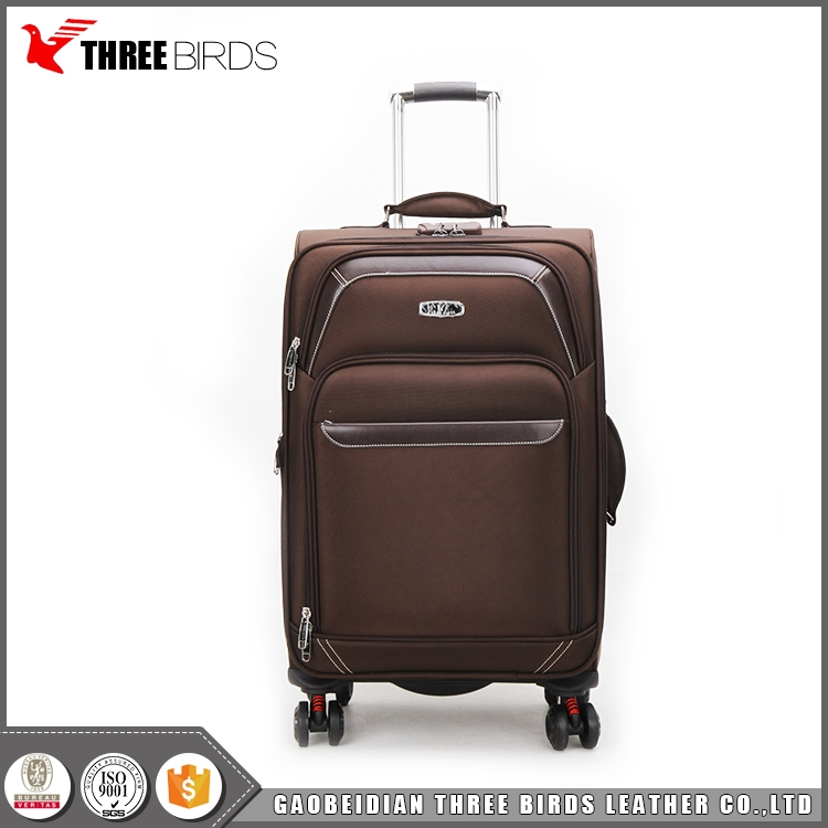 hot sale Three Birds luggage /WHEELS FOR SUITCASE