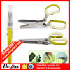 hi-ana tailor1 20 QC staffs ensure the quality Sharp cutch kitchen scissors