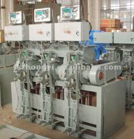 3 Nozzles Computer Weighing Automatic Fixed Cement Packer/Powder Filling Machine