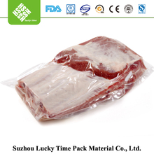 Food Grade Transparent Fresh Meat Vacuum Shrink Bags