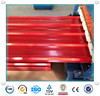 Colored Zincalume/Zinc Coated Prepainted Steel Roofing Sheets