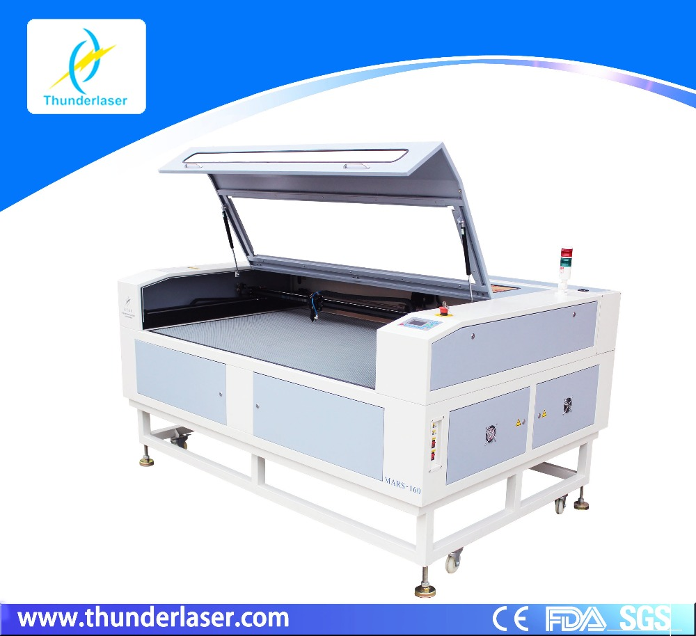 High Speed Water Cooled Laser Cutting machine for wood,Architectural Models and leather