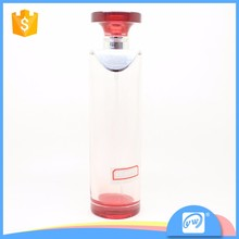 A1175-100ML empty car air freshener red bottom pen type perfume bottle new design
