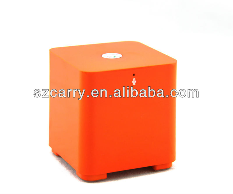 minicube box bluetooth speaker