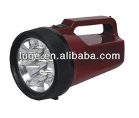 220V rechargeable led emergency light torch automatic lighting