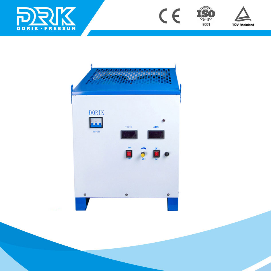 Automatic periodic reversing water treatment rectifer & power supply,rs485,PLC