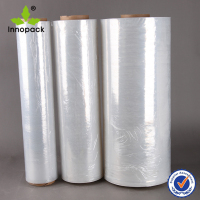 POF/PET/PE/PVC heat shrink film /clear heat shrink plastic film in roll