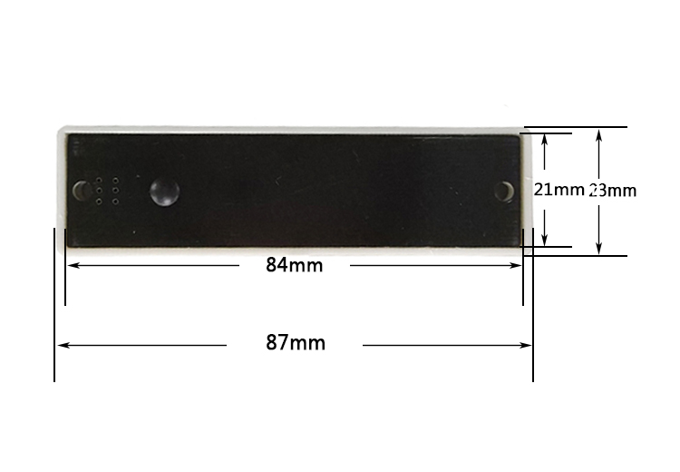 China Manufacture Passive UHF ABS On Metal Tag