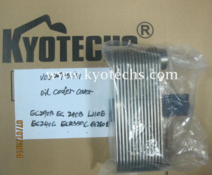 Voe20715681 Oil Cooler Cover For Ec290b Ec240b L110e