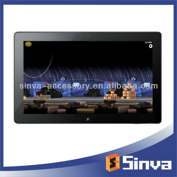 Best clear laptop screen protector film for Samsung Series 7 Slate from China factory