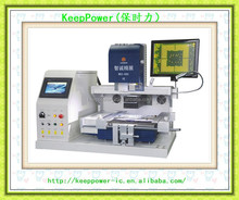 WDS-660BGA rework station BGA rework station automatic optical alignment rework station military quality