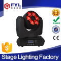 Stage dj equipment RGBW 4in1 6X15W bee eye led moving-lights