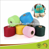 China Supplier Most Popular 10 Years Experience recycled 100 cotton yarn for knitting gloves