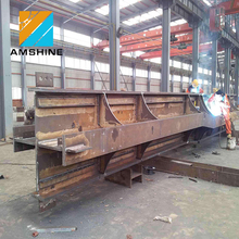 custom heavy welding and machining structural steel fabrication company