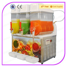 CE ETL High Capacity Three Tanks Small Snow Slush Machine