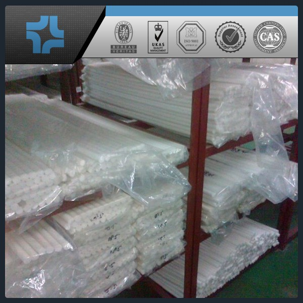 hat sale factory price Teflon Rod PTFE round bar