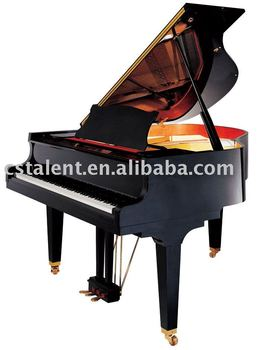 166cm Upright Piano with Piano Stool