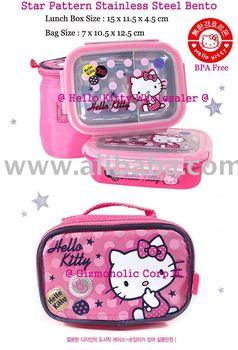 Hello Kitty Star Bento Set - Hello Kitty Wholesaler